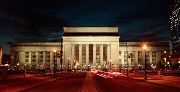 30th Street Station, Philadelphia, photograph