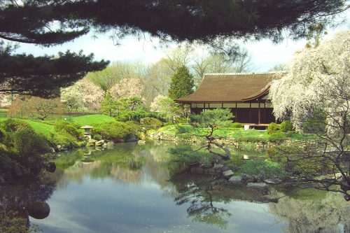 Japanese house Horticultural-Center-#16-a