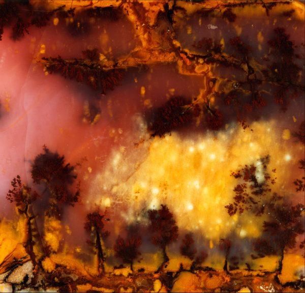 First Night Of The World, Imaginary Lndscape Series, Jasper stone