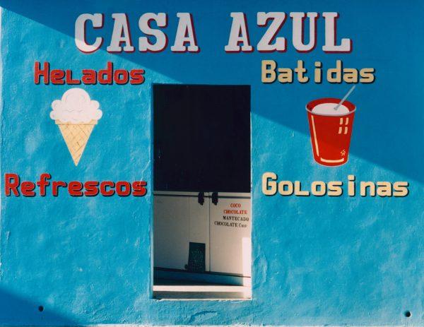 Casa Azul, Ponce, Puerto Rico