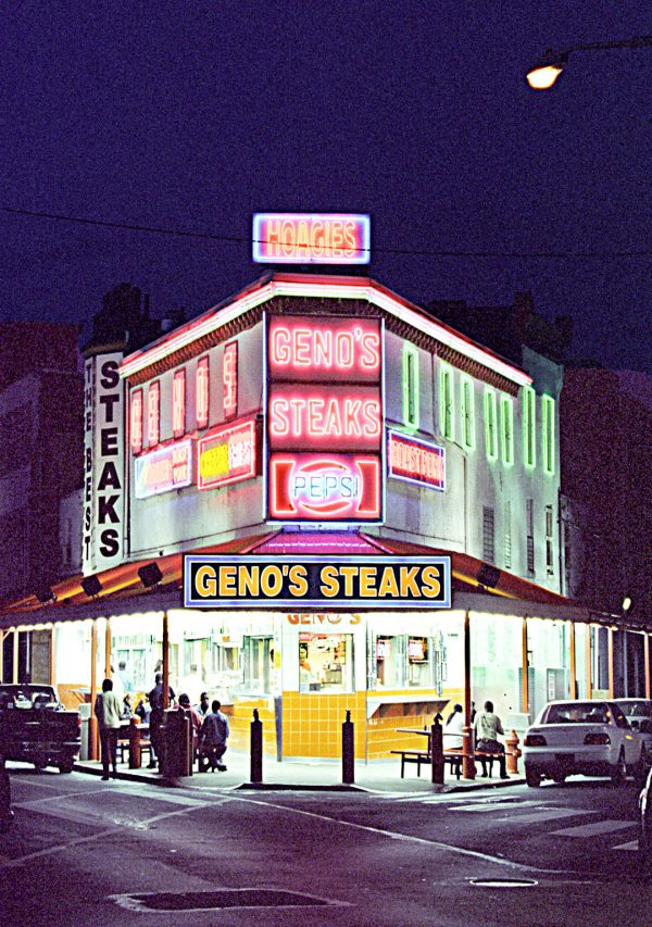 Geno's Steaks, Philadelphia