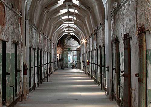 Eastern State Penitentiary Photograph, Philadelphia