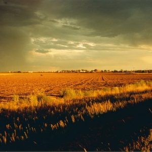 Kansas Colorado Sunset, Landscape Photograph