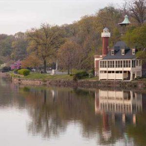 Sedgeley Club, Boat House Row Philadelphia