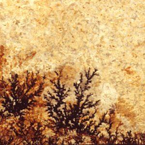 Garden in Stone, Imaginary Landscape series, Jasper stone