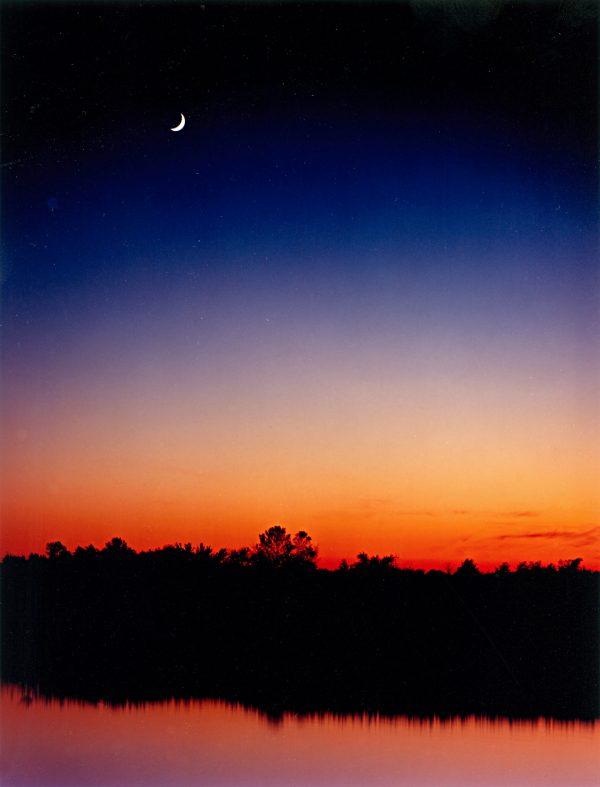 Night OnThe Tuckahoe, Tuckahoe New Jersey, photograph