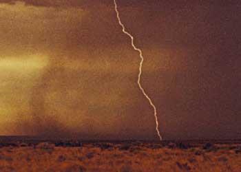 Desert Storm, photograph, lightening, toranado, gustnado, micro burst