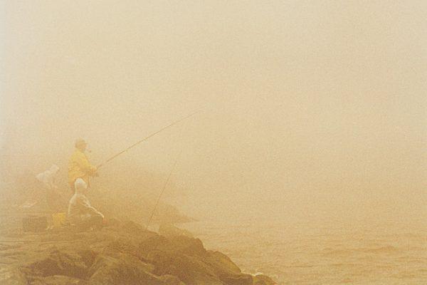 The Fishermen, Cape May N.J.Photograph