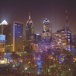 The Millennium, Rittenhouse Square Philadelphia photograph