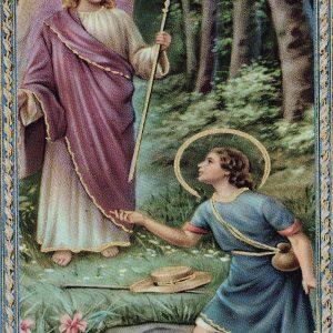 Saints Note Cards