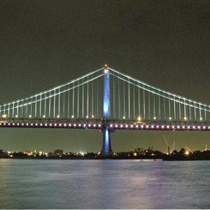 Bejamin Frankln Bridge #1, Philadelphia
