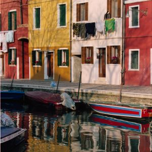 Burrano Colors, Burrano, Italy