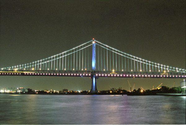 Benjamin Franklin Bridge #2
