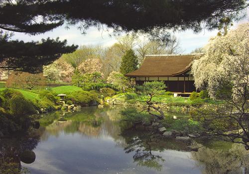 Japanese house spring